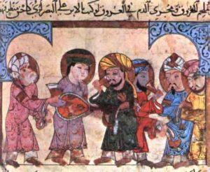 Ziryabs echter name war Abul-Hasan Ali ibn Nafi, und er wurde 789 in Mesopotanien geboren und revolutionierte in al-Andalus die europäische Kultur. Aufgrund seiner schönen Stimme wurde er Ziryab, das bedeutet schwarzer Vogel oder Amsel genannt. Source: http://www.muslimheritage.com/article/ziryab